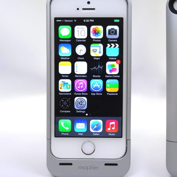 Protective cases with extra battery for Mophie iPhone 4