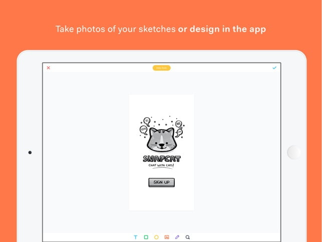 Prototyping on Paper, create interactive sketches of your next iOS applications