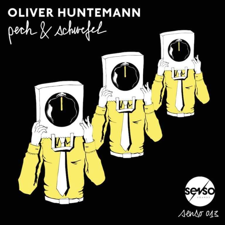Reactable Oliver Huntemann, new from Reactable is an interactive album