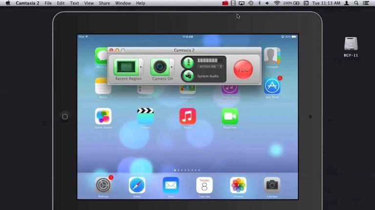Record what happens on your iPad screen with Display Recorder