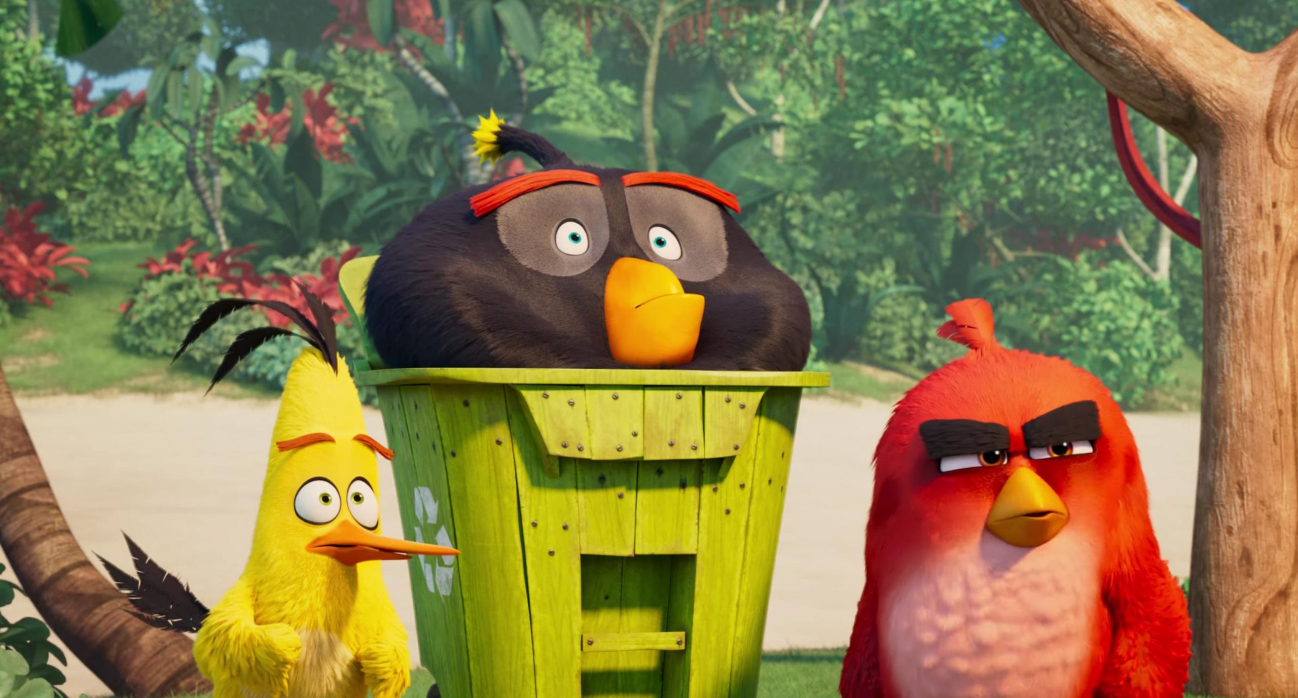 Rovio confirms Angry Birds sequel with first details