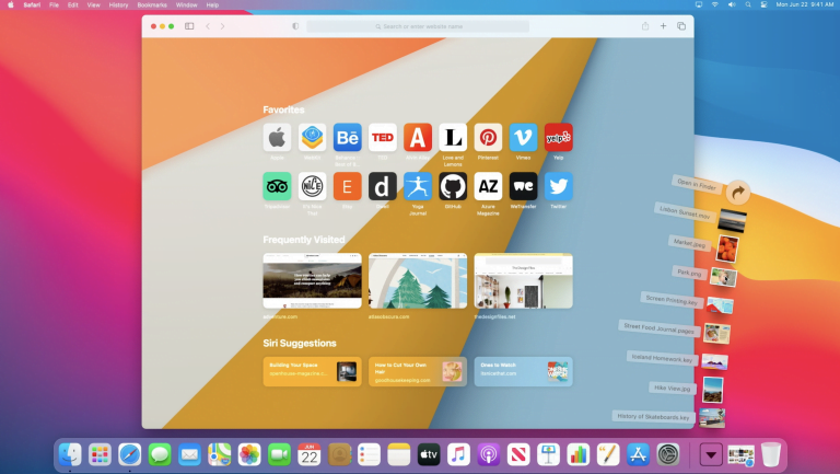 Safari 5, now with extensions and expanded HTML5 support