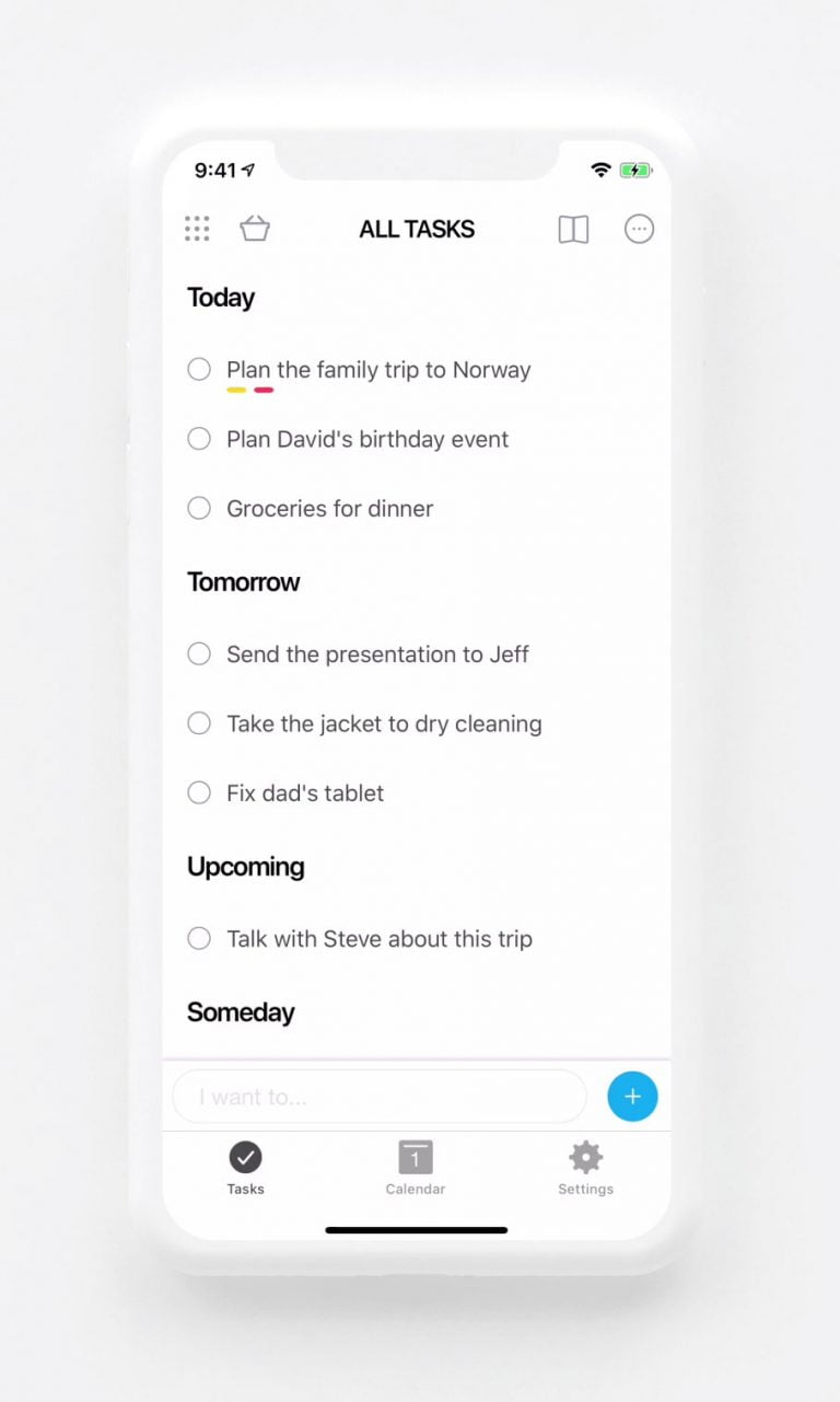 schedule and how to view it online from your iPhone or iPad