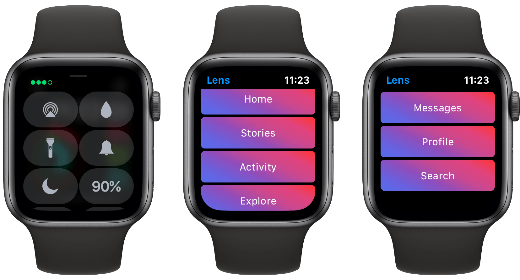 Sending voice messages from Apple Watch, forcing out an ongoing app on macOS, and more tutorials