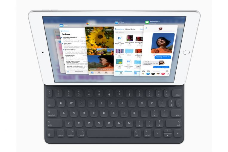 Seven years of the iPad, the device that fights against several markets