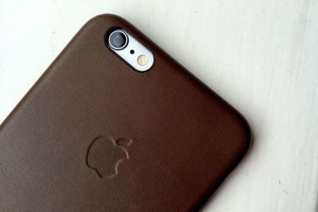Shumuri Slim Case, the case for those who don't want a case on their iPhone