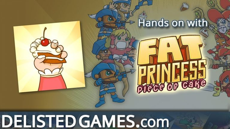 Sony continues to get closer to iOS games with Fat Princess: Piece of Cake