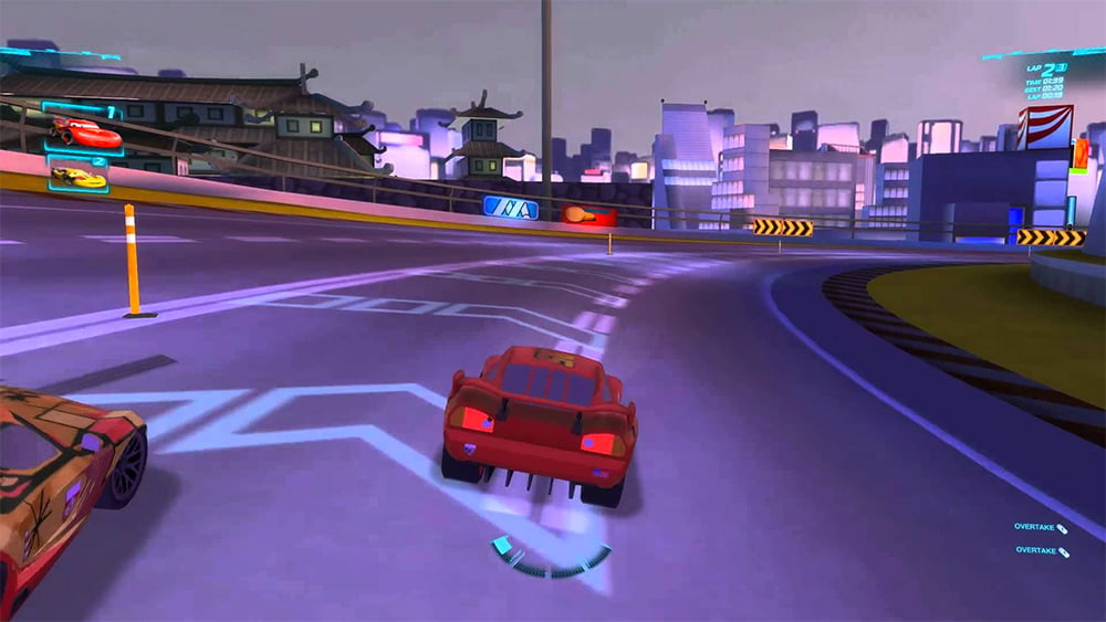 Special free games for Mac: races and simulators