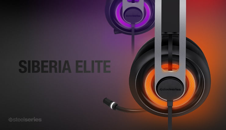 SteelSeries Siberia Elite, Comfortable headset for players with Dolby 7.1: Review