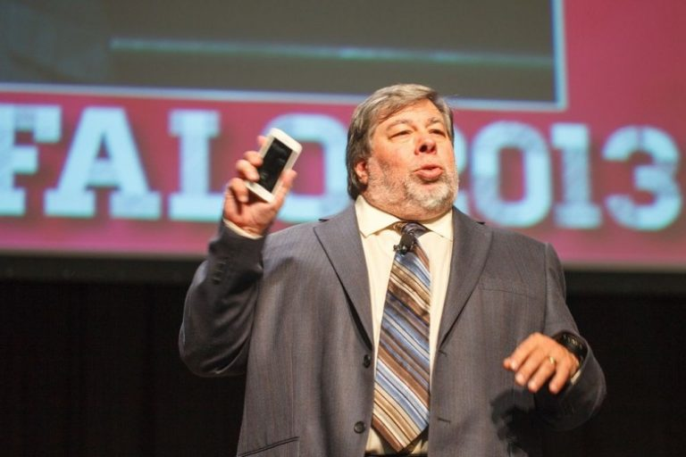 Steve Wozniak and his statements on iOS and Android