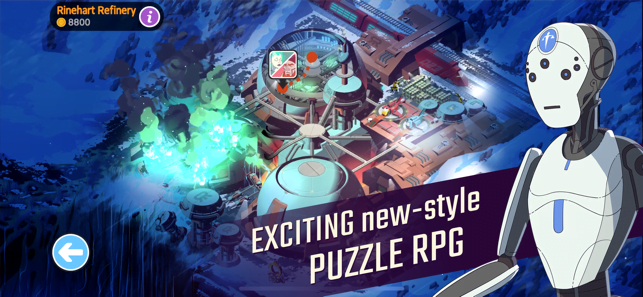 Stickets, another puzzle-like game for iOS that will delight many players