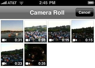 Stream video from your iPhone thanks to QiK