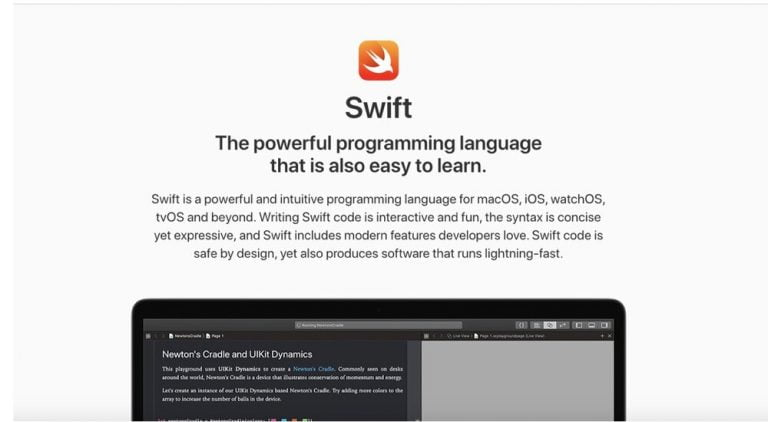 Swift, Apple's new programming language coming to expand the horizon [Apple in 2014]