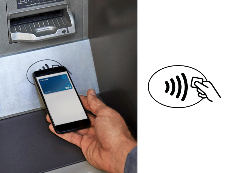 Take money out of the ATM with Apple Pay? In the U.S. they're doing it this year