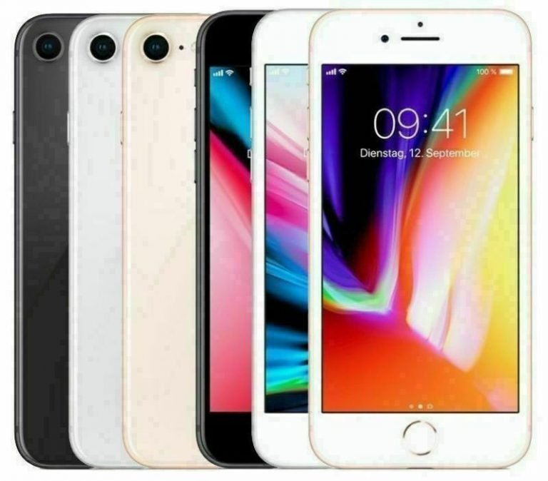 The 256GB iPhone 8 is on eBay cheaper than Amazon: 469.55 euros
