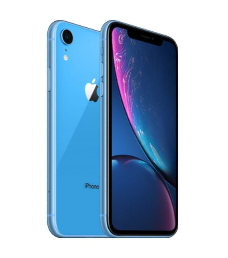 The 64GB iPhone XR, one of the latest Apple smartphones, for 635.48 euros, imported on eBay