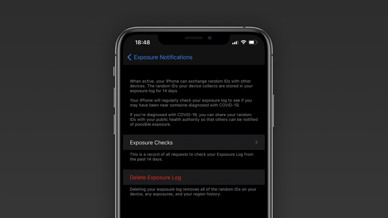 The Apple and Google COVID-19 Notification API is now available