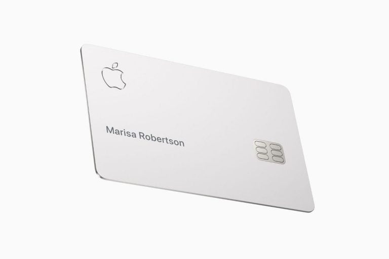 The Apple Card is already visible among Apple employees