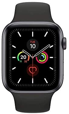 The Apple Watch Series 5 GPS 44 mm and aluminum is at its historical minimum price on Amazon at 429.00 euros