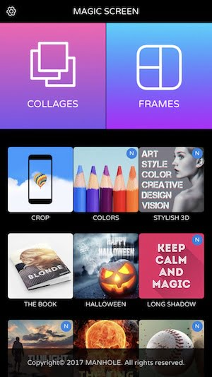 The best app to create incredible wallpapers from your iPhone