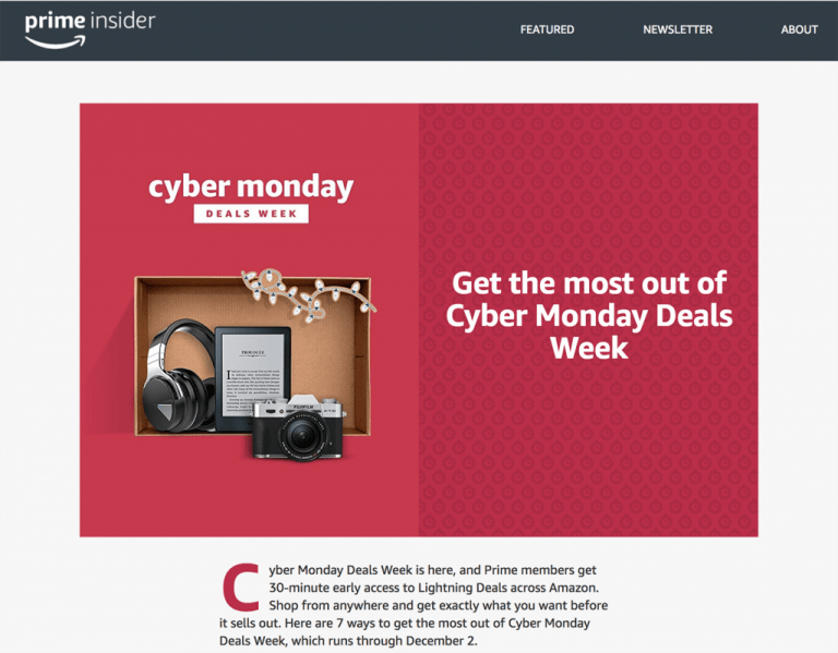 The best offers of Cyber Monday for users of Apple products