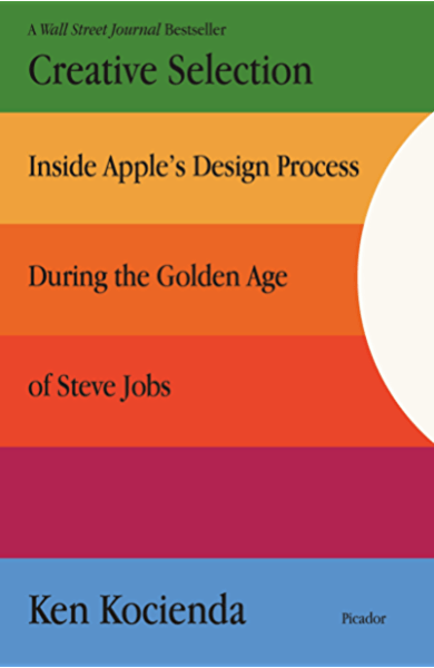 the essential reading to know the creative process of Apple