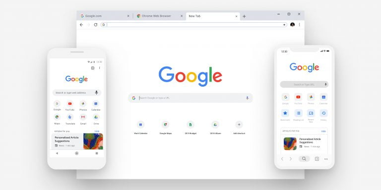 The first beta of Google Chrome for Mac is now officially available