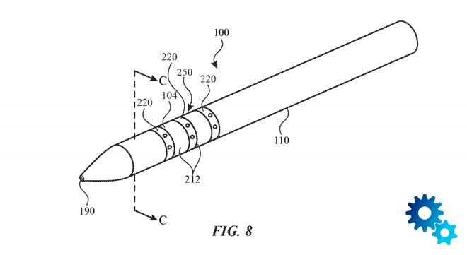 The future Apple Pencil will have a haptic response system according to a