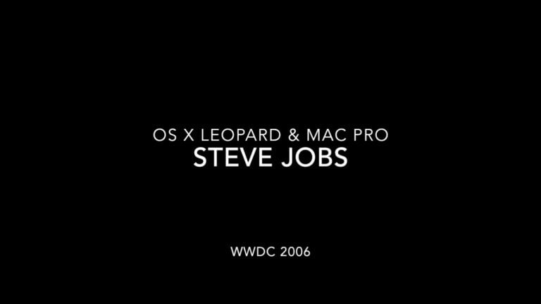 The Hard Years [WWDC History Special]