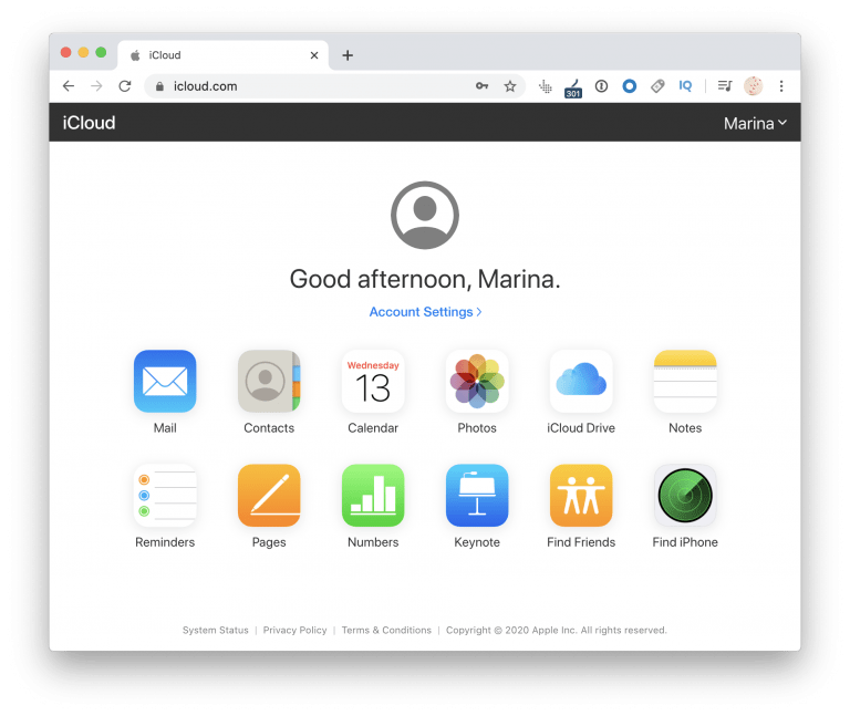 The iCloud Web Photo Application Receives an Update