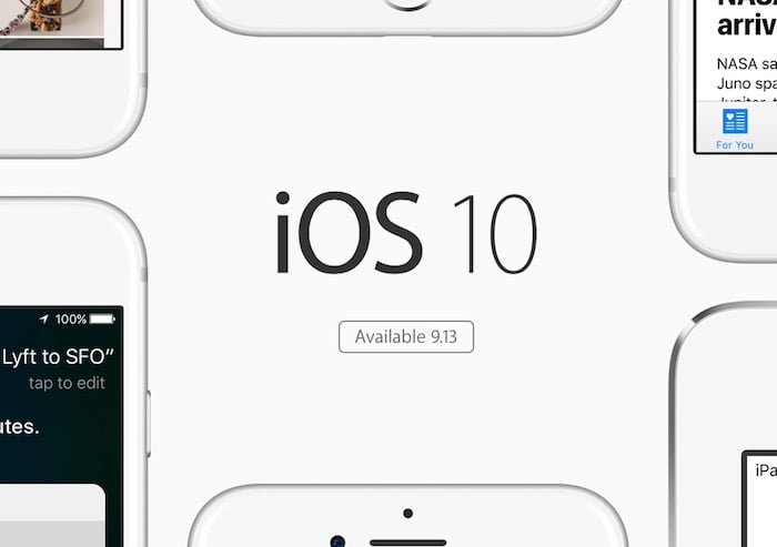 the iOS 10 betas 6, macOS Sierra, watchOS 3 and tvOS 10 are now available