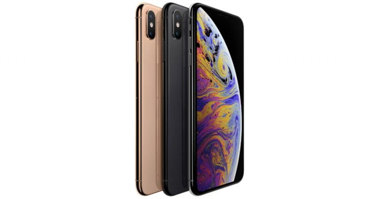 the iPhone XS will be available in Chile and Colombia from October 26