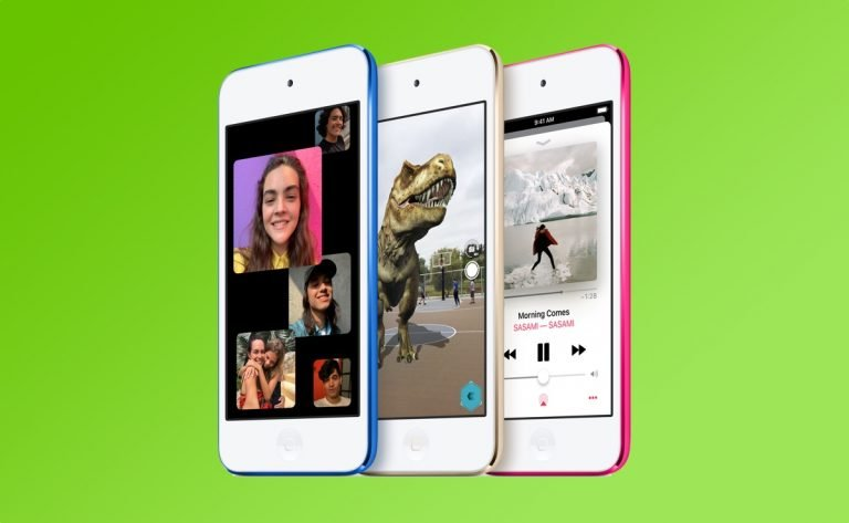 The iPod isn't dead! iTunes 12.2 gives us a hint of possible new models