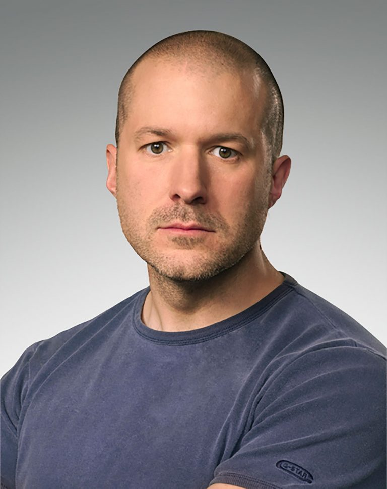 The iteration of Apple and Jony Ive