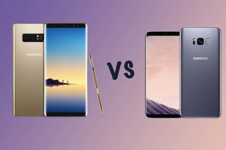 The most powerful phone from Samsung has arrived, so is the Samsung Galaxy Note 8 compared to the iPhone 7 Plus