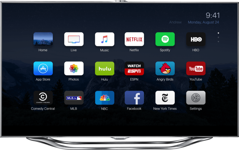 The new Apple TV will be available next week