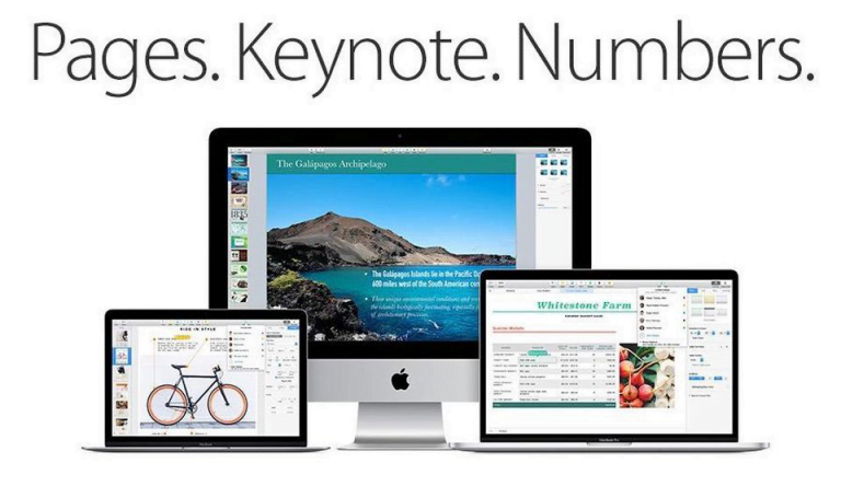 The new iWork 13 file format
