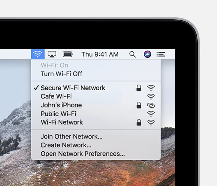 The new MacBook Air has problems connecting to Wi-Fi AC networks