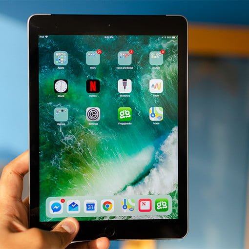 The next iPad could include a smaller frame and XL-size speakers