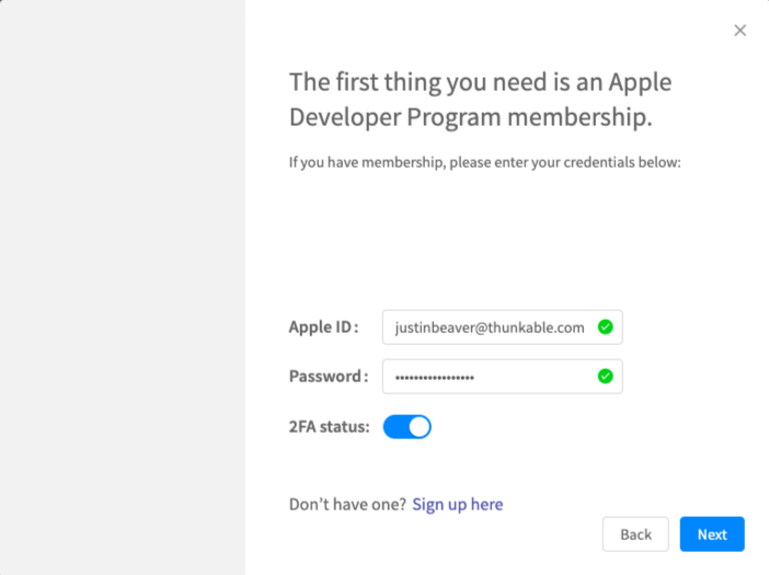 The only thing left for Apple is the developers