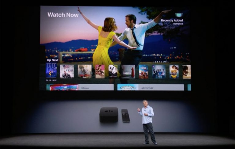 the player now supports HDR videos on the Apple TV 4K