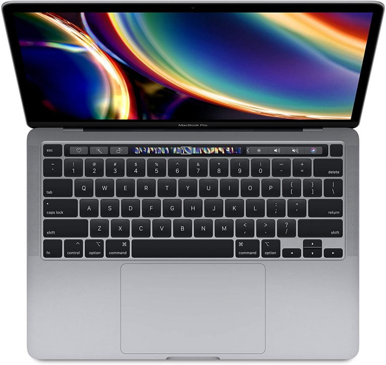 The powerful new 13″ MacBook Pro (2020) with revamped keyboard is at its lowest price on Amazon: 1,699 euros