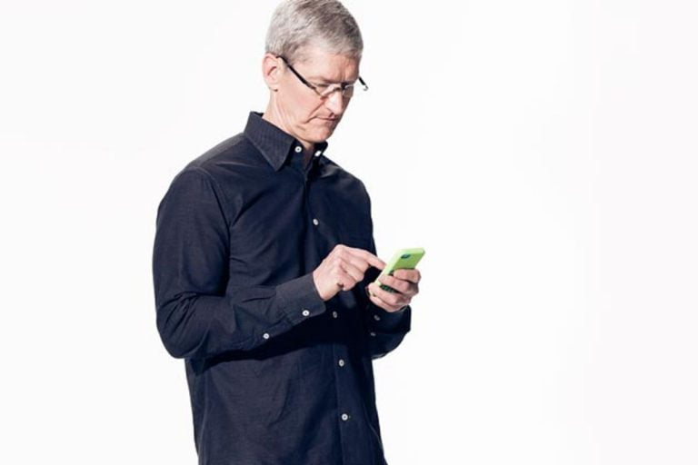 The reason Tim Cook isn't worried about the iPad