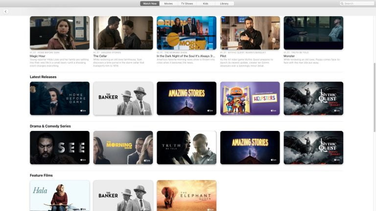 The series 'For All Mankind' by Apple TV + is already scheduled to launch 7 seasons
