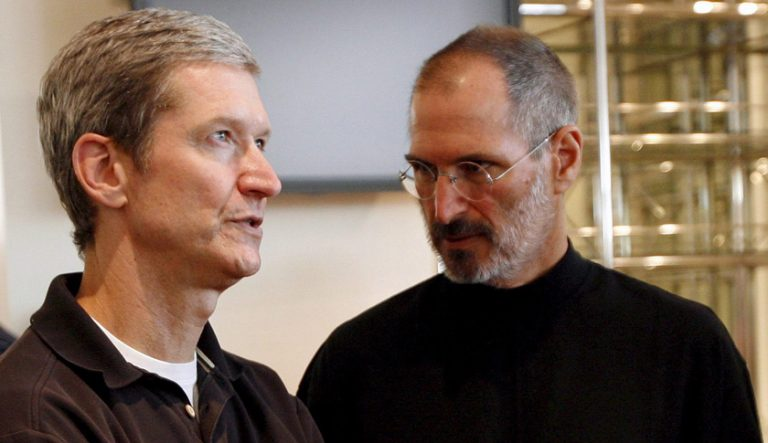 The Steve Jobs succession, a topic that is no longer technological