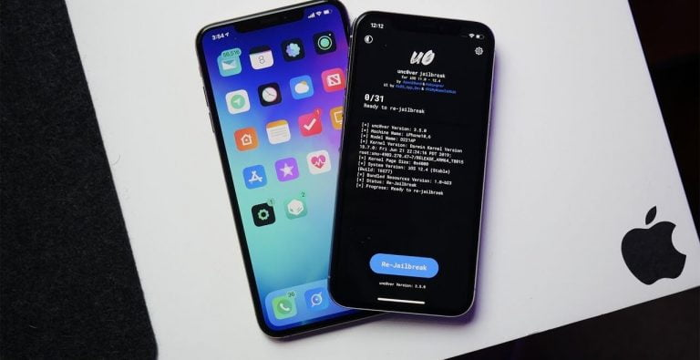 The unc0ver tool reaches version 5.0 and allows the jailbreak up to iOS 13.5