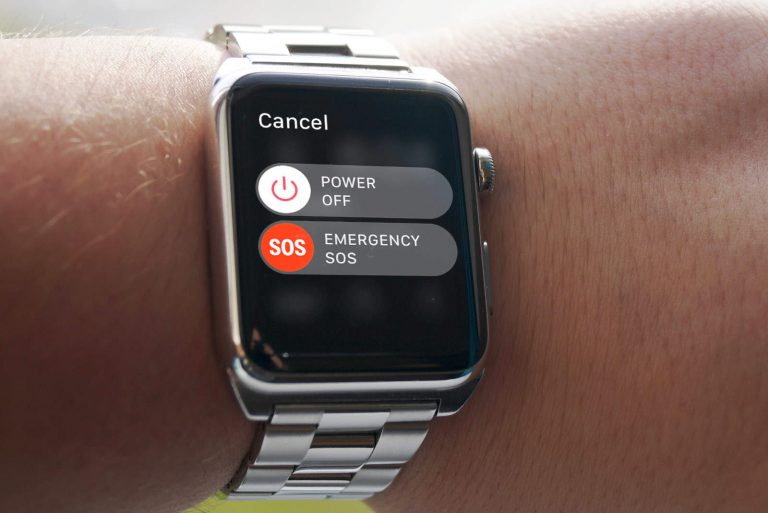 The US Coast Guard reports that the Apple Watch's SOS feature helped them save two people