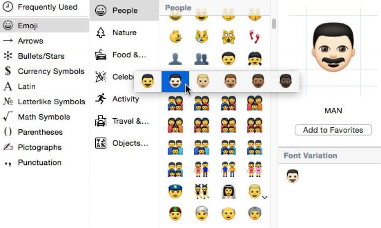 These are some of the 300 new emojis that will be released in iOS 8.3 and OS X 10.10.3