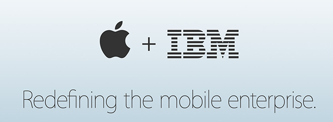 These are the first iOS-exclusive apps created by Apple and IBM