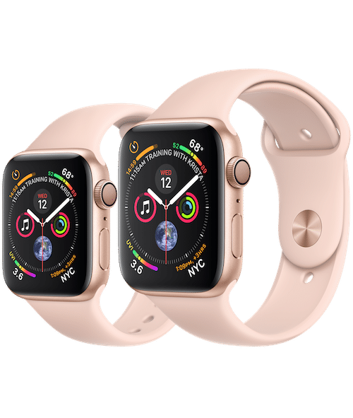 These are the new straps and strap colors for the Apple Watch